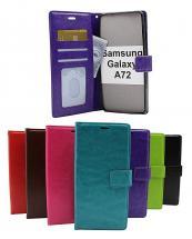 billigamobilskydd.seCrazy Horse Wallet Samsung Galaxy A72 (A725F/DS)