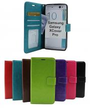 billigamobilskydd.seCrazy Horse Wallet Samsung Galaxy XCover Pro (G715F/DS)