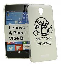 billigamobilskydd.seDesignskal TPU Lenovo A Plus (A1010a20)