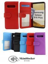 billigamobilskydd.seSkimblocker Plånboksfodral Samsung Galaxy S10+ (G975F)