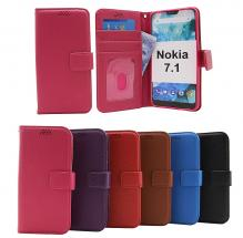 billigamobilskydd.seNew Standcase Wallet Nokia 7.1