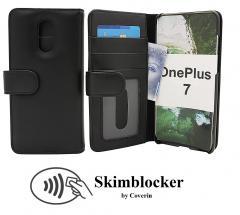 CoverInSkimblocker Plånboksfodral OnePlus 7