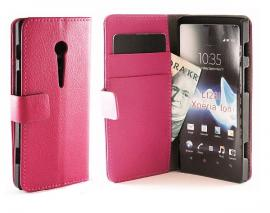 billigamobilskydd.seStandcase wallet Sony Xperia Ion (LT28i)