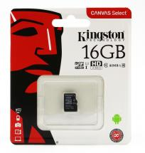 billigamobilskydd.seKingston Micro SD Minneskort 16 GB