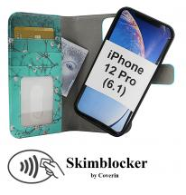 CoverInSkimblocker Magnet Designwallet iPhone 12 Pro (6.1)