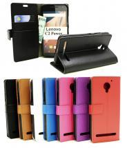 billigamobilskydd.seStandcase Wallet Lenovo C2 Power