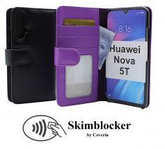 CoverInSkimblocker Plånboksfodral Huawei Nova 5T