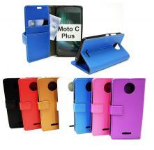 billigamobilskydd.seStandcase Wallet Moto C Plus