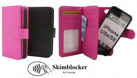 CoverInSkimblocker XL Magnet Fodral iPhone 5/5s/SE