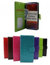 billigamobilskydd.seCrazy Horse Wallet Samsung Galaxy S20 Ultra (G988B)