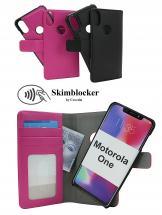 billigamobilskydd.seSkimblocker Magnet Wallet Motorola One