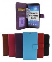 billigamobilskydd.seNew Standcase Wallet Huawei P Smart 2021