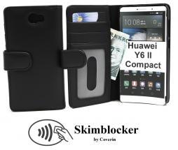 CoverInSkimblocker Plånboksfodral Huawei Y6 II Compact (LYO-L21)