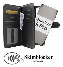 CoverInSkimblocker XL Magnet Fodral OnePlus 9 Pro