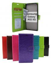billigamobilskydd.seCrazy Horse Wallet Samsung Galaxy A52 5G (A525F / A526B)