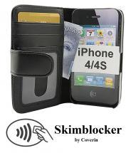 billigamobilskydd.seSkimblocker Plånboksfodral iPhone 4/4S