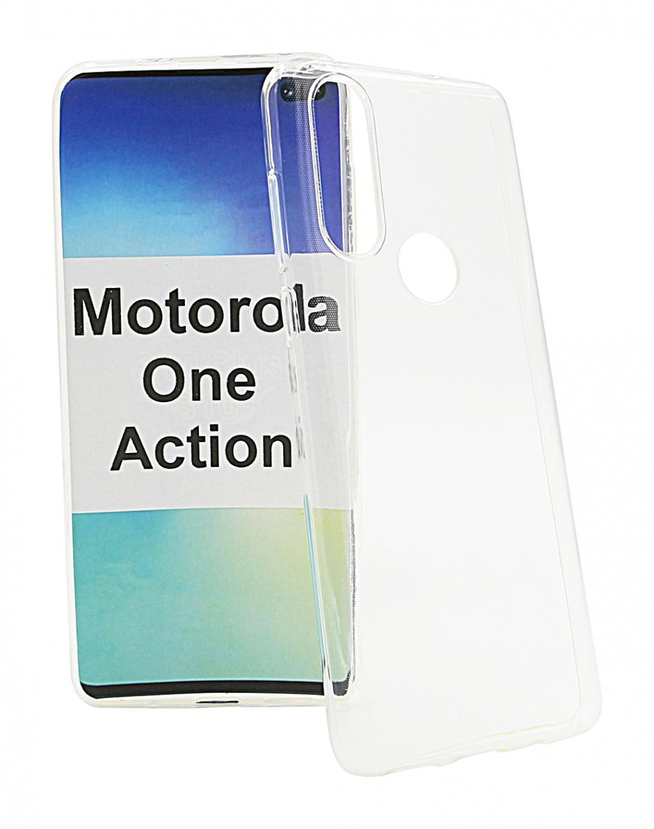 billigamobilskydd.seUltra Thin TPU Skal Motorola One Action