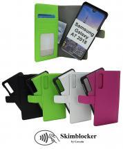 CoverInSkimblocker Magnet Fodral Samsung Galaxy A7 2018 (A750FN/DS)