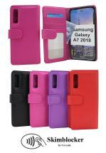 billigamobilskydd.seSkimblocker Plånboksfodral Samsung Galaxy A7 2018 (A750FN/DS)