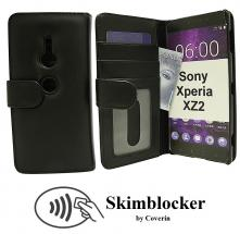 billigamobilskydd.seSkimblocker Plånboksfodral Sony Xperia XZ2 (H8266)