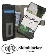 CoverInSkimblocker Magnet Fodral OnePlus 7
