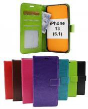 billigamobilskydd.seCrazy Horse Wallet iPhone 13 (6.1)