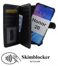 CoverInSkimblocker XL Magnet Fodral Honor 20