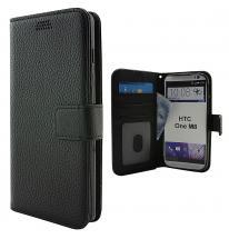 billigamobilskydd.seNew Standcase Wallet HTC One (M8)