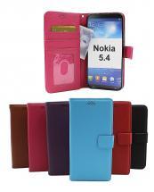 billigamobilskydd.seNew Standcase Wallet Nokia 5.4