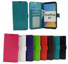 billigamobilskydd.seCrazy Horse Wallet OnePlus 6T
