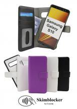 CoverInSkimblocker Magnet Fodral Samsung Galaxy S10 (G973F)