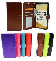 billigamobilskydd.seCrazy Horse Wallet Samsung Galaxy S9 Plus (G965F)