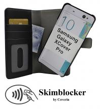 CoverInSkimblocker Magnet Fodral Samsung Galaxy XCover Pro (G715F/DS)