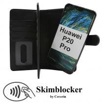 CoverInSkimblocker XL Magnet Fodral Huawei P20 Pro (CLT-L29)