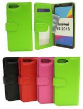 billigamobilskydd.sePlånboksfodral Huawei Y6 2018