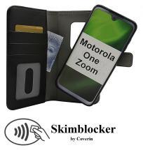 billigamobilskydd.seSkimblocker Magnet Wallet Motorola One Zoom
