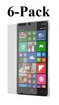 billigamobilskydd.seSkärmskydd Nokia Lumia 830 (6-pack)