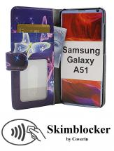 CoverInSkimblocker Designwallet Samsung Galaxy A51 (A515F/DS)
