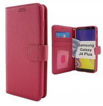 billigamobilskydd.seNew Standcase Wallet Samsung Galaxy J4 Plus / J4+ (J415FN/DS)