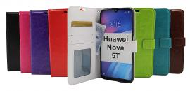 billigamobilskydd.seCrazy Horse Wallet Huawei Nova 5T