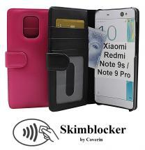 CoverInSkimblocker Plånboksfodral Xiaomi Redmi Note 9s / Note 9 Pro