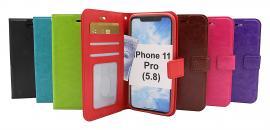 billigamobilskydd.seCrazy Horse Wallet iPhone 11 Pro (5.8)