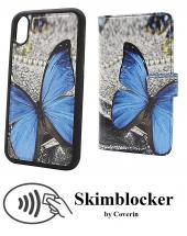 billigamobilskydd.seSkimblocker Magnet Designwallet iPhone XR