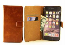 billigamobilskydd.seCrazy Horse Standcase Wallet iPhone 6 Plus