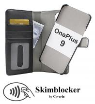 CoverInSkimblocker Magnet Fodral OnePlus 9