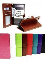 billigamobilskydd.seCrazy Horse Wallet Sony Xperia XZ Premium (G8141)