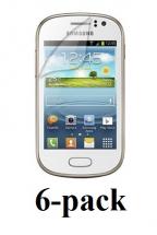 billigamobilskydd.seSamsung Galaxy Fame skärmskydd 6-pack