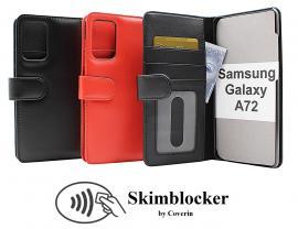 CoverInSkimblocker Plånboksfodral Samsung Galaxy A72 (A725F/DS)