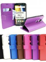 billigamobilskydd.seStandcase Wallet Lenovo Motorola Moto G4 / G4 Plus