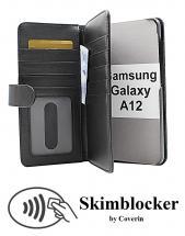CoverInSkimblocker XL Wallet Samsung Galaxy A12